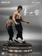 BRUCE LEE Blitzway HS Tribute 1/3 STATUE Ver.2 EXCLUSIVE 56 cm.