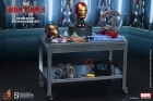 Hot Toys WORKSHOP Iron Man ACCESSORIES Set 1/6 FIGURE