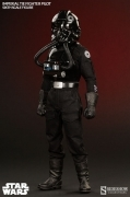 Sideshow IMPERIAL TIE FIGHTER PILOT 1/6 Figure STAR WARS