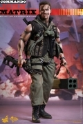 Hot Toys COMMANDO John Matrix 12
