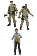 GHOSTBUSTERS Action Figures SERIE 1 Diamond Select x3