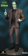 MUNSTERS HERMAN Tweeterhead MAQUETTE Sideshow Munster