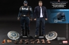 CAPTAIN AMERICA & STEVE ROGERS Hot Toys 12