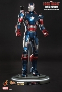 Hot Toys DIECAST IRON PATRIOT Movie Masterpiece 1/6 FIGURE