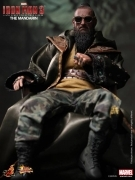 Hot Toys THE MANDARIN Iron Man 3 Collectible 1/6 Scale FIGURE