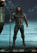 Hot Toys AQUAMAN Justice League JASON MOMOA 12