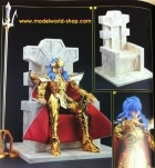 "Bandai 12"" Saint Seiya POSEIDON Figure CROWN Series 30cm."