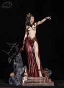 Arh QUEEN Of The VAMPIRES 1/4 Statue