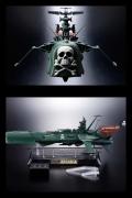 Bandai GX-67 ARCADIA Harlock SOUL OF CHOGOKIN Battleship