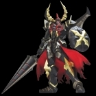 Gaiking Knight FACE OPEN Sentinel Metamor-Force CHOGOKIN