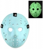 Neca JASON Mask FRIDAY The 13TH GLOW IN THE DARK Replica