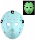 Neca JASON Mask FRIDAY The 13TH GLOW IN THE DARK Replica