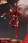 Hot Toys IRON MAN Avengers Infinity War DIECAST 1/6 FIGURE
