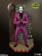 TweeterHead JOKER Batman 1966 MAQUETTE Diorama RESIN STATUE