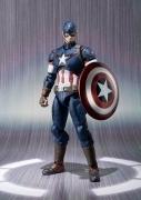 Figuarts CAPTAIN AMERICA Avengers BANDAI Figure