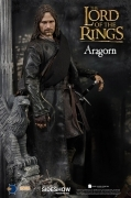 "Asmus ARAGORN 12"" Figure LORD Of The RINGS Sideshow"