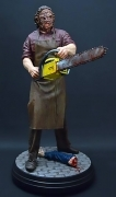Hollywood Collectibles LEATHERFACE 1/4 Statue TEXSAS CHAINSAW