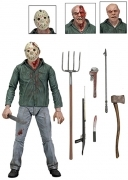 Neca JASON ULTIMATE Part 3 Friday The 13TH ACTION FIGURE