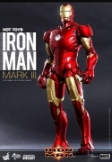 Hot Toys MARK III Diecast IRON MAN 12