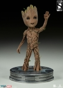 Sideshow BABY GROOT Maquette LIFE-SIZE Guardians of The Galaxy 2