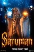 Sideshow SARUMAN Premium Format LOTR Lord of The Rings