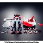 SRC GOLDRAKE Ufo Robo GRENDIZER & SPAZER Set BANDAI Chogokin