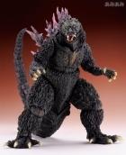 S.H. Monsterarts GODZILLA 2000 MILLENIUM Bandai 1999 FIGURE