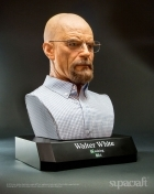 Supacraft WALTER WHITE Life-size BUST Breaking Bad 1:1 STATUE