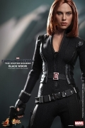 Hot Toys BLACK WIDOW WINTER SOLDIER Captain America 12