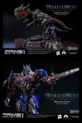 Prime 1 GRIMLOCK Optimus Prime Version STATUE Sideshow