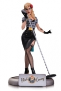 Bombshells BLACK CANARY DC Pin-Up STATUE