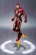 Figuarts MARK 45 IRON MAN Avengers FIGURE Bandai