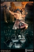 Sideshow CONAN the Barbarian Rage of the Undying PREMIUM FORMAT