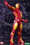 IRON MAN Kotobukiya ARTFX+ Avengers Now RED