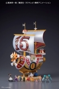 ONE PIECE THOUSAND SUNNY TV ANNIVERSARY Model Kit BANDAI