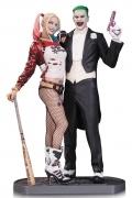 Suicide Squad JOKER & HARLEY QUINN Statue DC
