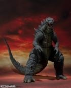 SH Monsterarts GODZILLA 2014 Bandai FIGURE