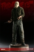 Sideshow  JASON VOORHEES Premium Format FRIDAY The 13th STATUE