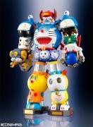Bandai CHO GATTAI ROBOT FUJIKO FUJIO Chogokin CHARACTERS