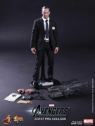 Hot Toys AGENT PHIL COULSON Avengers 12