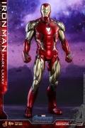 Hot Toys MARK LXXXV DIECAST Avengers Endgame IRON MAN 1/6 FIGURE
