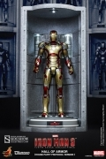 Hot Toys HOUSE PARTY Iron Man HALL OF ARMOUR 12