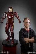 Sideshow MARK XLVI Legendary Scale Figure IRON MAN Civil War 1/2