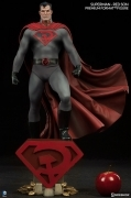 Sideshow RED SON SUPERMAN Premium Format 1/4 STATUE