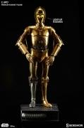 Sideshow C-3PO Premium Format STAR WARS 1/4 Statue