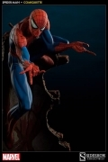 Sideshow SPIDER-MAN Campbell COMIQUETTE Spiderman STATUE