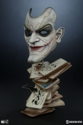 Sideshow THE JOKER FACE OF INSANITY 1:1 LIFE-SIZE Bust STATUE
